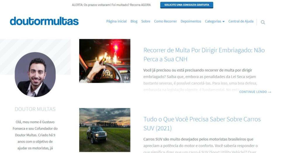 blog doutor multas