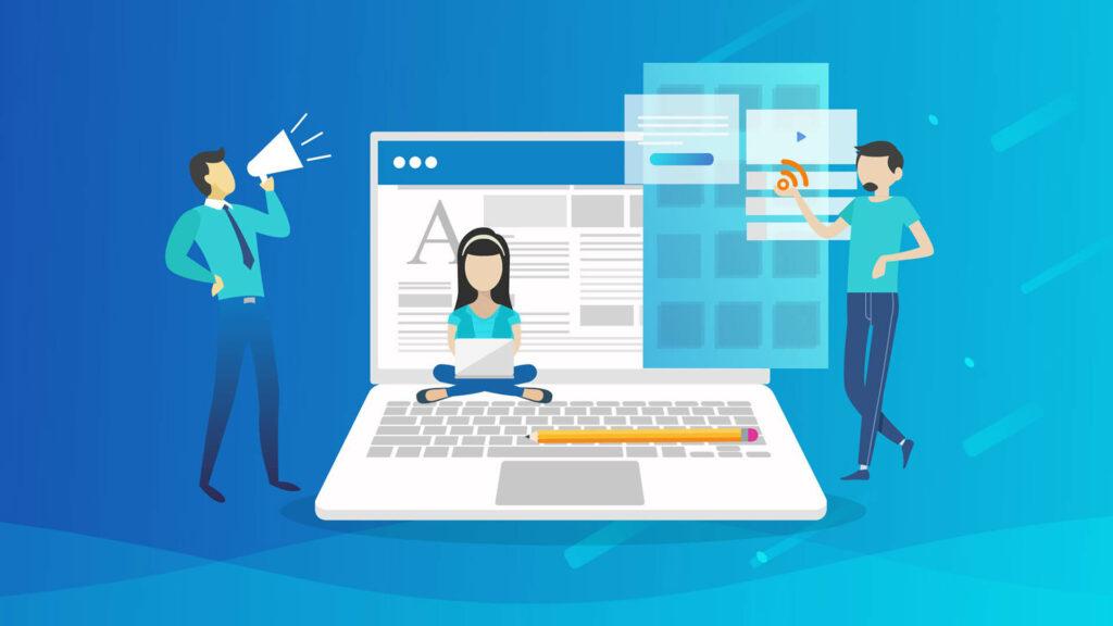 Por que muitas pessoas começam com blog? | O que é um blog