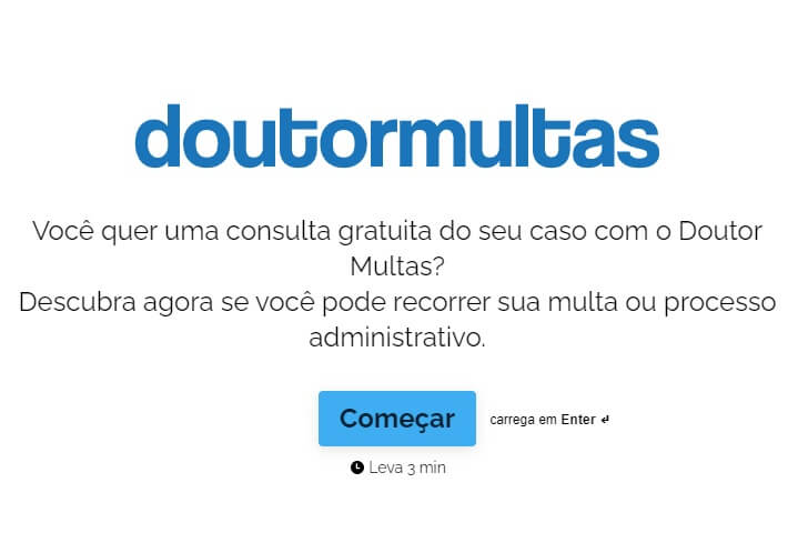 O Doutor Multas oferece o serviço de recursos de multas online | O que é um blog