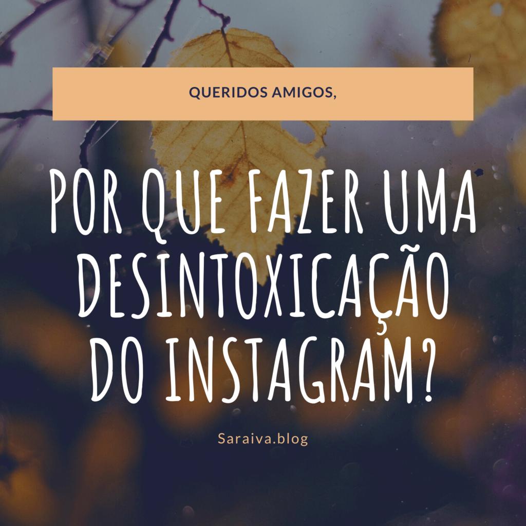 desintoxicacao instagram