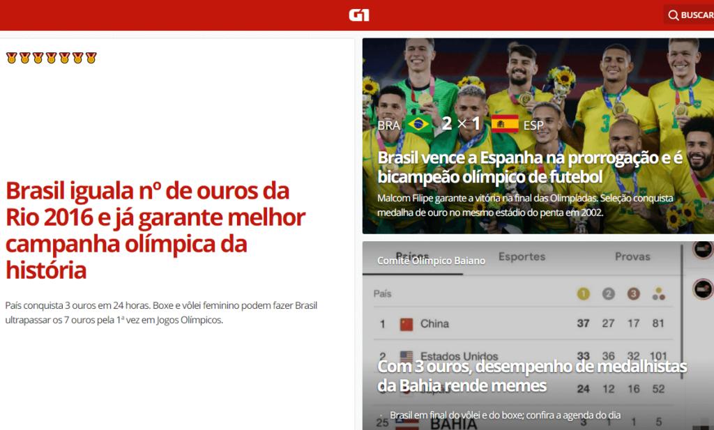 Portal de notícias G1 tecnicamente é um blog | O que é um blog