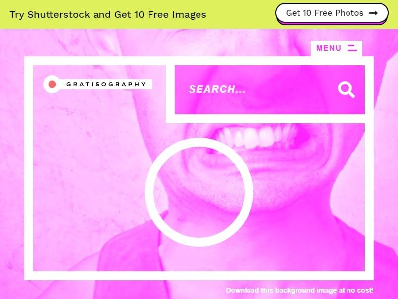 Gratisography site imagens grátis