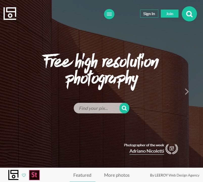 life of pix site imagens grátis