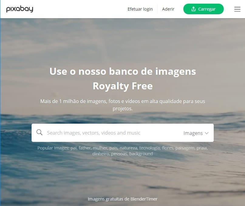 pixabay site imagens grátis