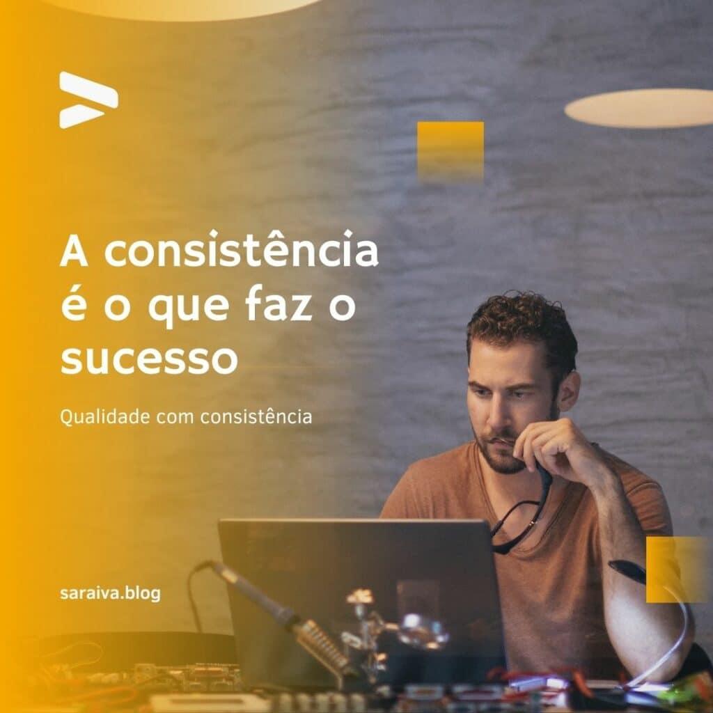 Sistematizar e dimensionar | consistência