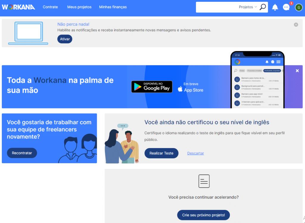 Workana |  Como aprender marketing digital