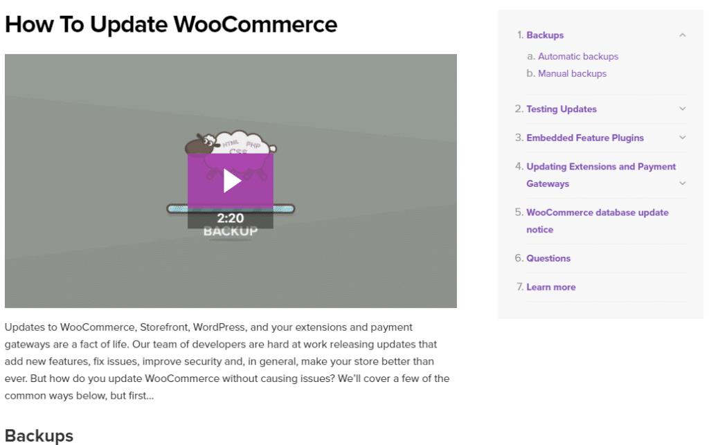 Como atualizar o Woocomerce   Shopify ou WooCommerce?