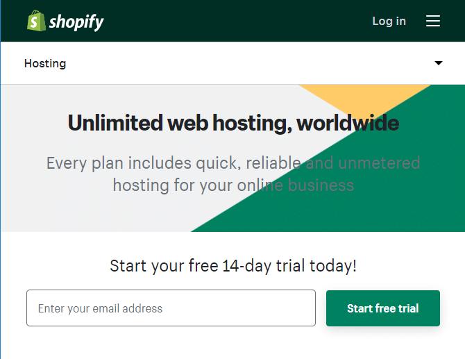 Hospedagem do Shopify   Shopify ou WooCommerce?