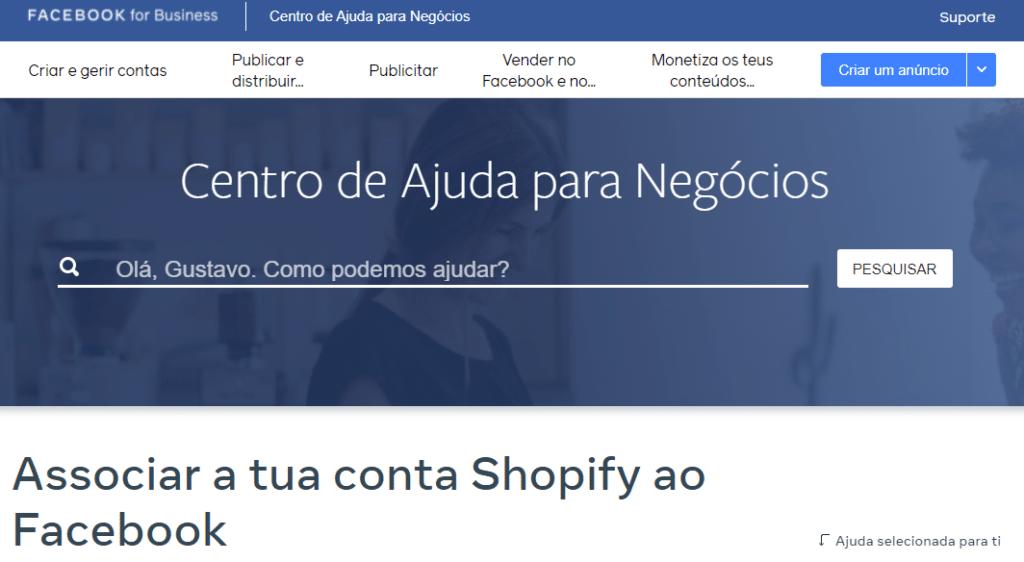 Integrar Facebook com Shopify   Shopify ou WooCommerce?