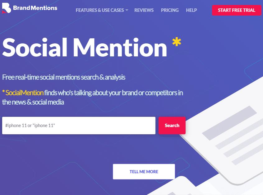 Social Mention| Pesquisa de mercado: 5 melhores ferramentas