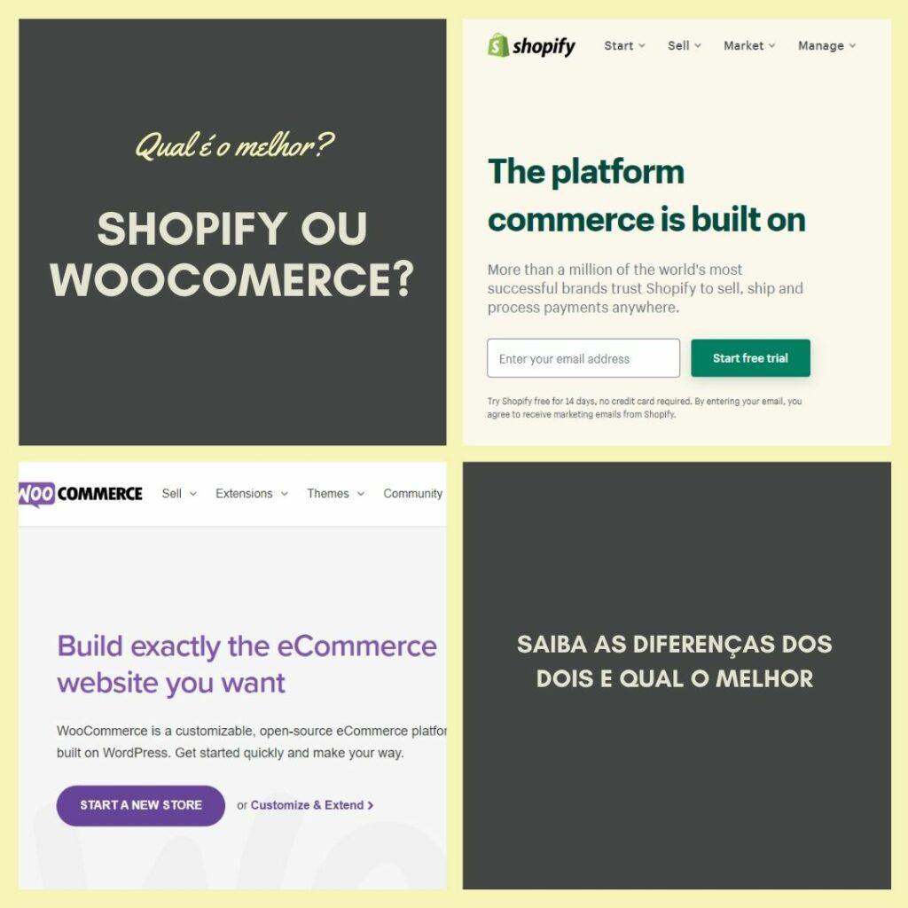 Shopify ou WooCommerce?