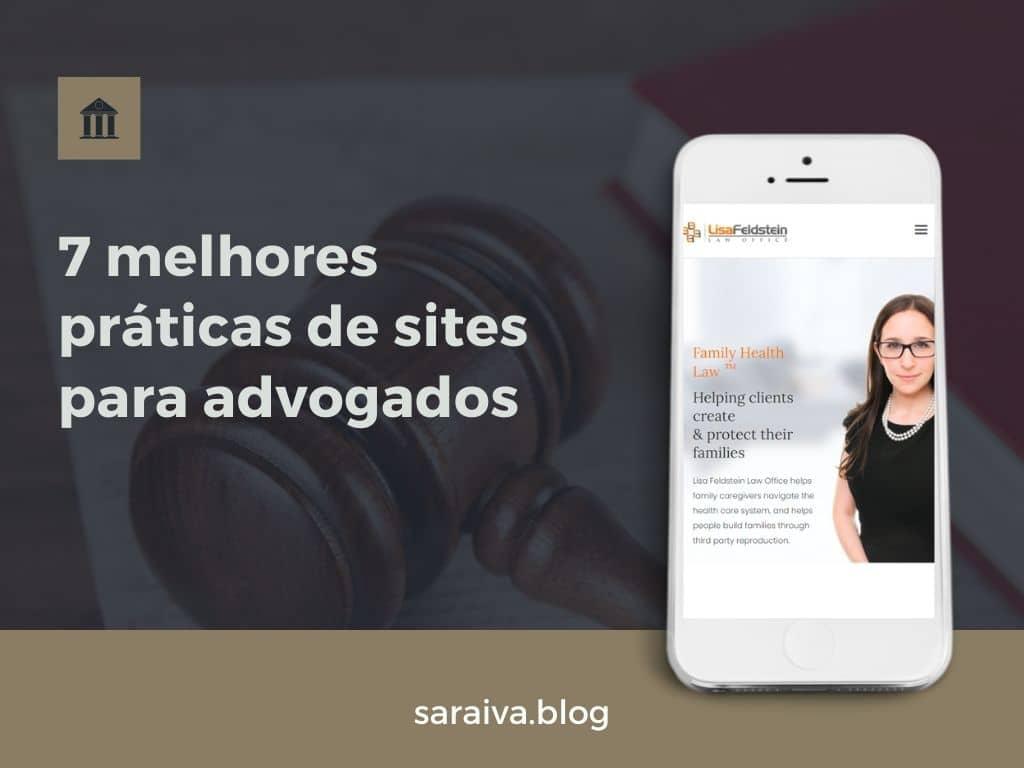 7 melhores práticas de sites para advogados